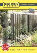 Econo Garden Panels
