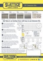 Slattice - Assembly Instructions