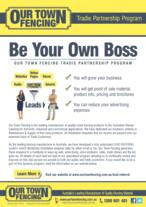 Tradie Partnership Program - Be your Own Boss
